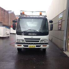 Truck Isuzu FRR 500 2002 Revesby Bankstown Area Preview