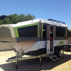Jayco Swan Outback Wilson Canning Area Preview
