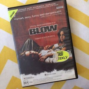 Blow DVD Jerrabomberra Queanbeyan Area Preview
