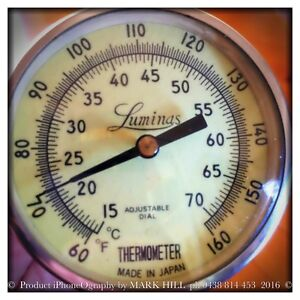 DARKROOM THERMOMETER PERFECT CONDITION. JAPANESE MADE QUALITY ITEM. Adelaide CBD Adelaide City Preview