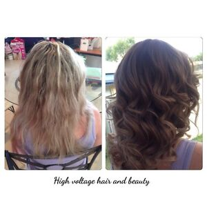 High Voltage Hair & Beauty Labrador Gold Coast City Preview