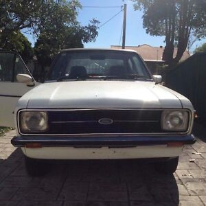 1978 Ford Escort 2.0 Ghia Tenambit Maitland Area Preview