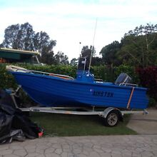 455 Centre Console Polycraft 90hp Yamaha Sawtell Coffs Harbour City Preview