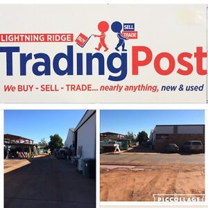 Secondhand Business For Sale Lightning Ridge Walgett Area Preview