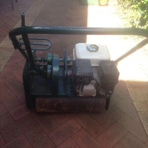 20inch alroh reel mower and edger Mount Claremont Nedlands Area Preview