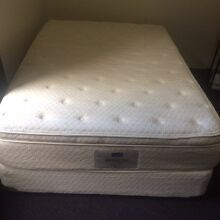 Double bed with base Mangerton Wollongong Area Preview
