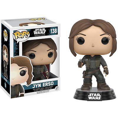 Pop Star Outfit (FUNKO POP! STAR WARS: ROGUE ONE JYN ERSO (MAIN OUTFIT))