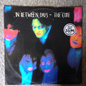 The Cure - In Between Days - Vinyl/Record Album North Melbourne Melbourne City Preview