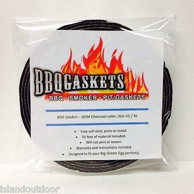 Big Green Egg GASKET Large grill smoker bbq felt