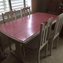 Kitchen table retro Chelsea Kingston Area Preview