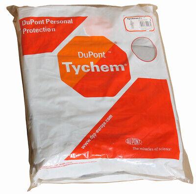 Schutzanzug DuPont Tychem F2 CHZ5 Schutzkleidung Kategorie 3 Category III Gr. XL