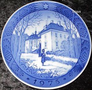 1975-ROYAL-COPENHAGEN-PIATTO-DI-NATALE-TOP-PRIMA-SCELTA