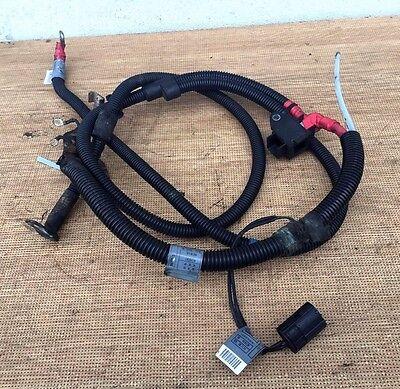 RANGE ROVER L322 4.4 V8 M62 ENGINE CABLE POSITIVE ALTERNATOR & STARTER WIRE