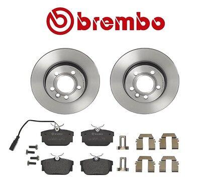 For VW Beetle Jetta MK4 280mm OD Front Disc Brake Rotor Brembo 1J0 615 301 M