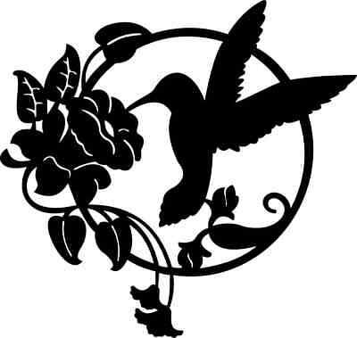 Hummingbird Dxf Of Plasma Laser Cut - Cnc Vector Dxf-cdr - Ai File Clipart