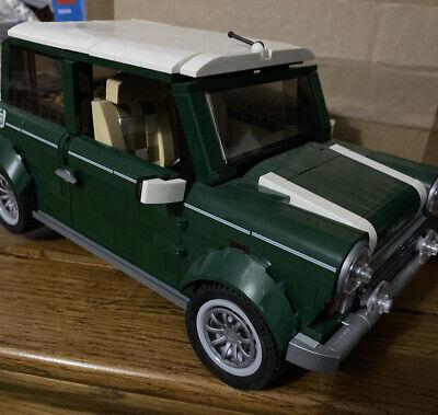 LEGO Creator Expert - MINI Cooper 10242 - Hard to Find!! Retired 99% Complete