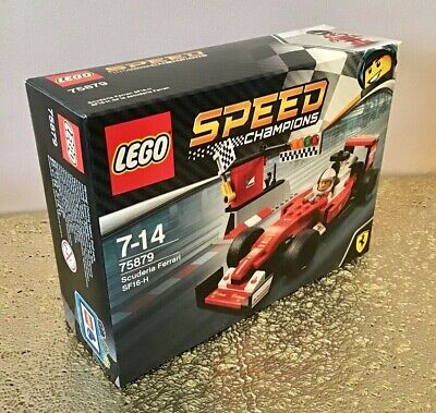 Lego Speed Champions 75879 Scuderia Ferrari Sealed