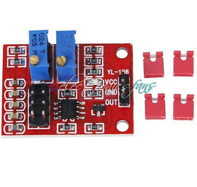 LM358 ADJUSTABLE SQUARE WAVE MODUL PULSEUPGRADE FREQUENCY DUTY CYCLE