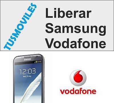 Liberar Samsung Vodafone Galaxy S4 S3 S2 S Nexus One Note ACE...