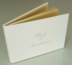 In Loving Memory Remembrance Book Of Condolence Bereavement Guest Funeral Wake