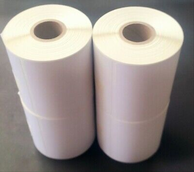 30 Rolls 3 X 4 Direct Thermal Labels 300 Labels Per Roll 1 Inch Core No Perf