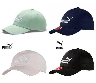 Puma Men Women Baseball Cap Unisex Essential Hat Sports Caps Adjustable Cotton