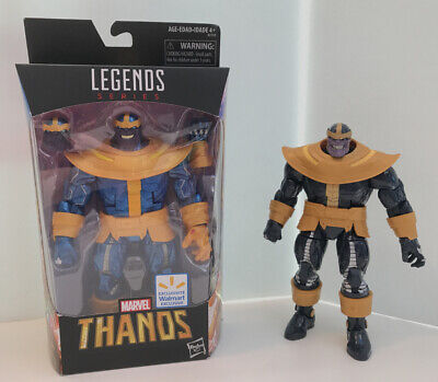 Marvel Legends THANOS Walmart Exclusive NEW & BAF Build a Figure The Avengers