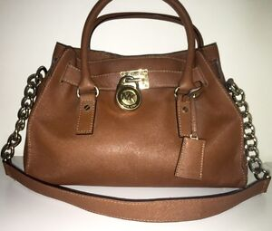 Authentic Michael Kors Hamilton Bag Revesby Heights Bankstown Area Preview