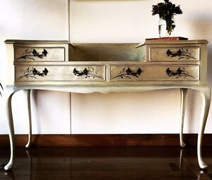 Antique dressing table hall table side table Clifton Springs Outer Geelong Preview