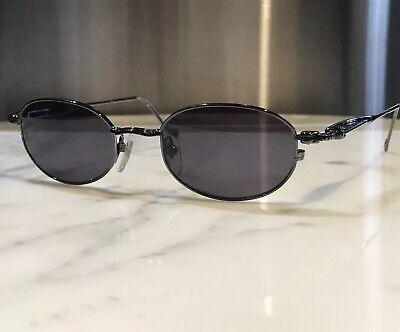Jean Paul Gaultier Vintage 56-8103 Sunglasses Goth Punk Steampunk Frame Glasses