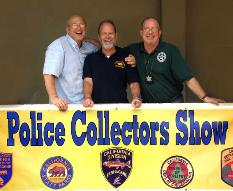 Law Enforcement & Vet Collector Show - 2/27/21 Roseville CA - Adv Entry Tickets