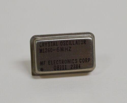 6 Mhz Oscillator