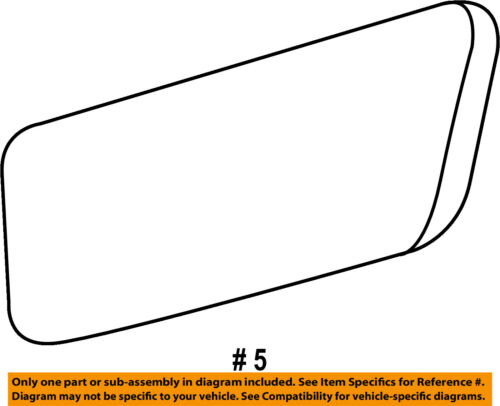 Details about FORD OEM Liftgate Tailgate Hatch-Lower Trim Panel Access  Panel BB5Z7840726AE