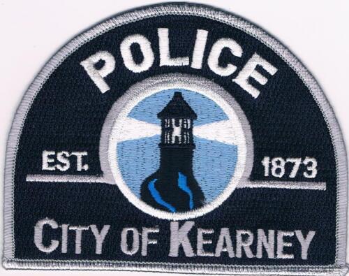 City of Kearney Police Nebraska Patch