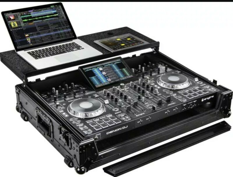 Pioneer DJ DDJ-SX2 Double Deck Controller AND OdysseyUSA Case INCLUDED!