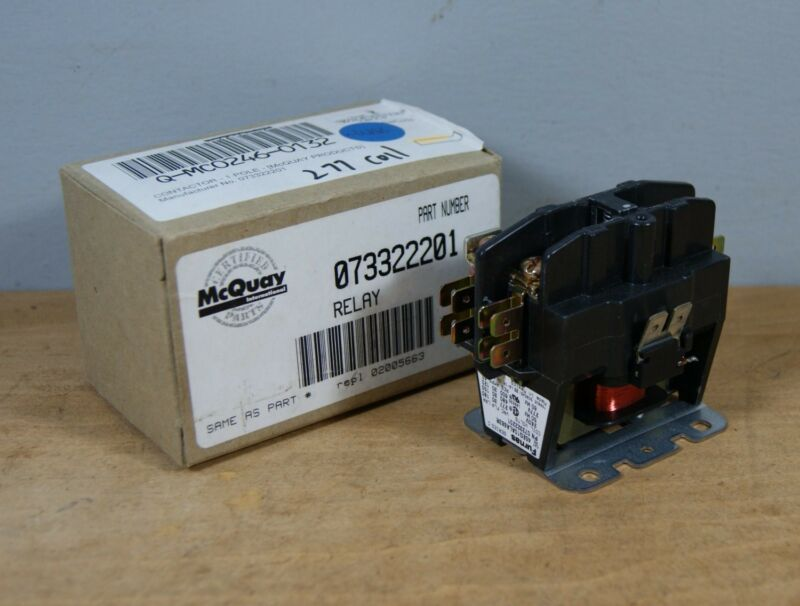 McQuay / Furnas Series C Contactor / Relay, Coil, 1 Pole, New in Box, L-0706