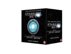 Stargate SG-1: Complete Series 1-10 / Ark Of Truth / Continuum Box Set - DVD