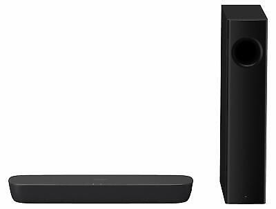 Panasonic SC-HTB254EGK 2.1 Soundbar System mit Subwoofer, Bluetooth schwarz