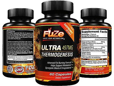 Diet Pills That Work Fast Best Weight Loss Fat Burner Thermogenic For Women Men