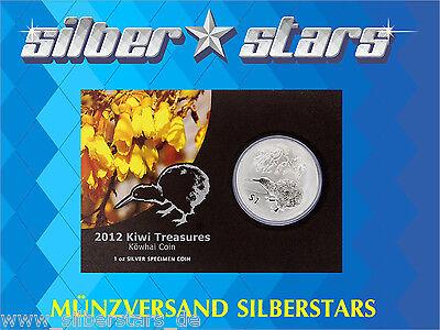 1 DOLLAR KIWI 2012 - 1 OZ Silber NEU AB LAGER !!! online kaufen