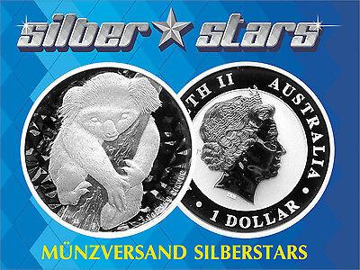 1 AU Dollar Silver Koala 1 Unze Oz Silber 2007 ()
