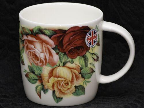 ROY KIRKHAM GARDEN ROSE Fine Bone China SOPHIE Mug #1