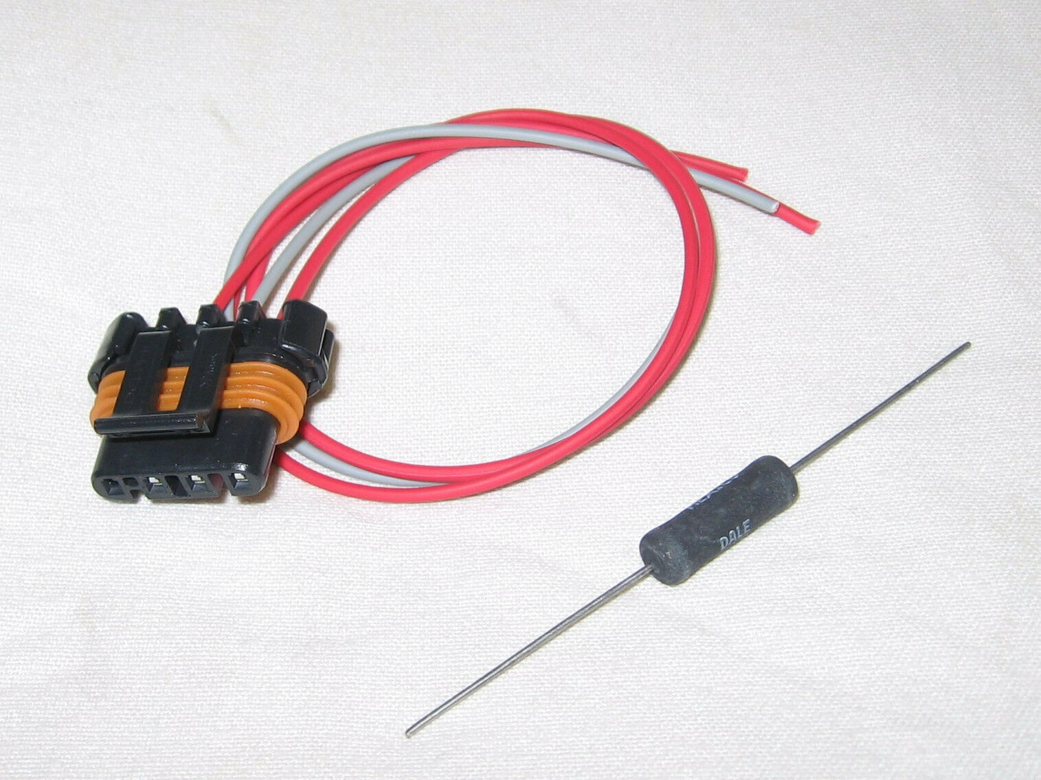 Alternator Connector Pigtail Cs130d  Ad230  Ad237 And