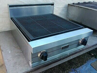 Viking Professional Series 24 Natural Gas Char-grill Vgqt240