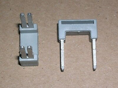 Wago Terminal Block Jumper 284-409 Bag Of 25