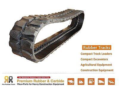 Rubber Track 450x71x86 Bobcat 430 435 442 X442 X442zts Mini Excavator