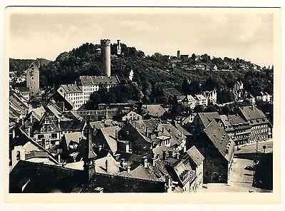 RAVENSBURG * Foto-AK um 1950 Ausgabe für französische Besatzungstruppen !