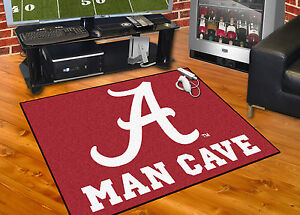 Alabama Crimson Tide Man Cave 34