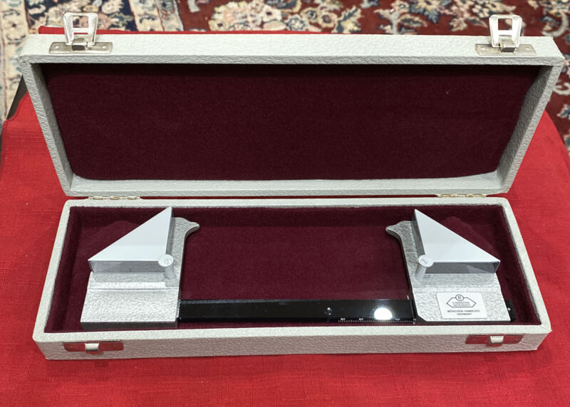 G. Rodenstock Instrumente Prism Exophthalmometer with Fitted Carrying Case