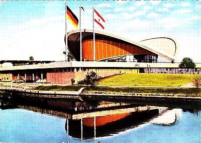 Berlin , Kongresshalle  , Ansichtskarte 1969 gelaufen